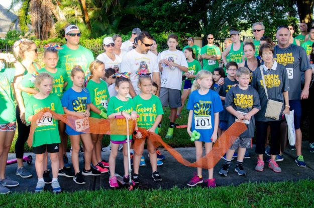 Supporting Cheval Cares 5K Family Fun Run