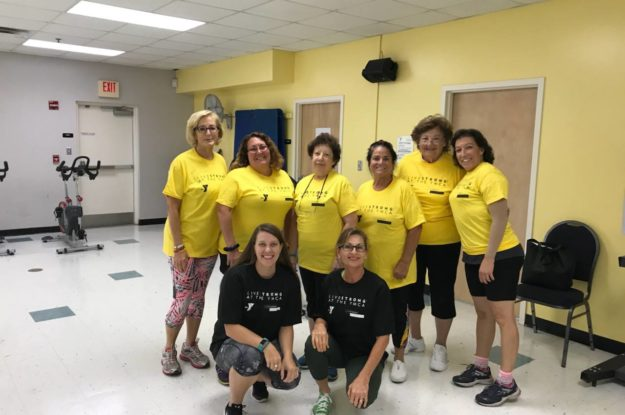 LIVESTRONG at the YMCA Program
